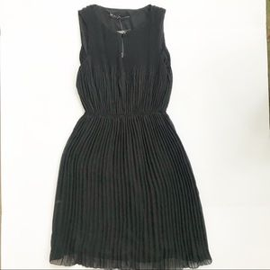 Zara NWT Little Black Dress Size XS sleeveless